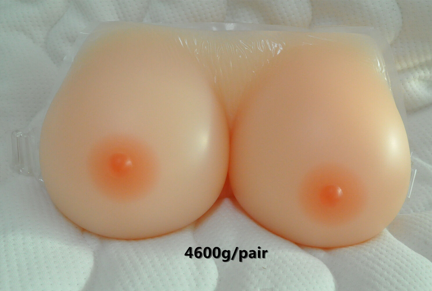 4600g pair Silicone Breast With Straps Silicone Boobs Drag Queen J Cup Breasts