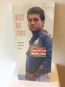 New-Sealed-Longbox-Billy-Ray-Cyrus-Done-Gave-All-Cd-Miley-Cyus-Country