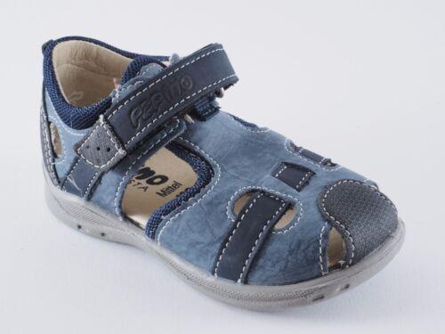 Ricosta kenny pepino zapatos joven 20 22 sandalias de cuero nuevo