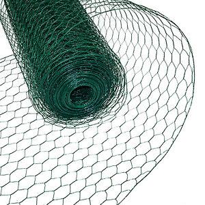 Sechseckgeflecht-100-cm-x-10m-Hasendraht-Kaninchendraht-Maschendraht-Drahtgitter