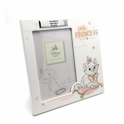 DISNEY Aristogatti Marie Little Princess regalo cornice Baby in scatola NUOVO di289