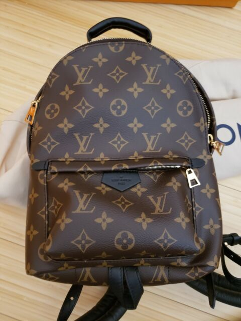 85c9633dd071 LOUIS VUITTON Monogram Palm Springs backpack PM M41560 New with Tags