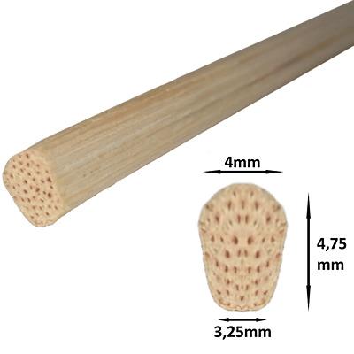Holzstifte für Stuhlflechtarbeiten 3 x 26 mm