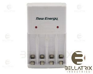 Neue-Energie-Batterieladegeraet-fuer-AA-AAA-NiMH-NiCd-Akkus