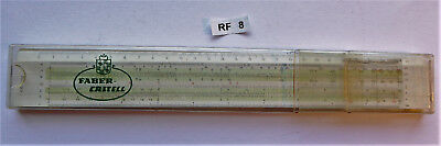 FäHig Castell - Rechenschieber ( Rf 8 F ) Faber Castell , 57 / 87