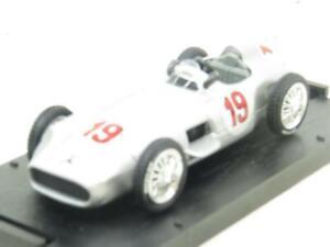 Brumm-Diecast-S006-Mercedes-Benz-W196-HP295-Plata-1954-1-escala-43-En-Caja