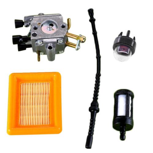 Filtre À Essence Carburateur 4128 120 0602 Pour STIHL FS400 FS450 FS480