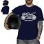 GSXR600 GSXR 600 Silhouette Motorcycle  Motorbike Biker Gift T-shirt