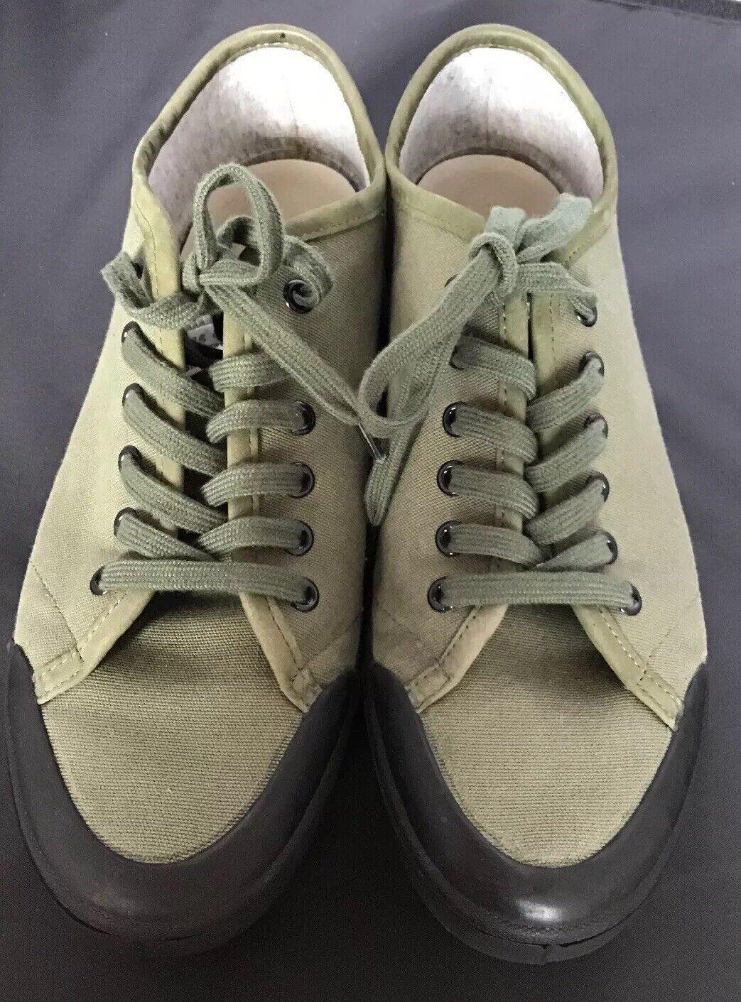 RAG & BONE Men's  Standard Issue  Sneakers (Green) Size 8 W Pre-Owned