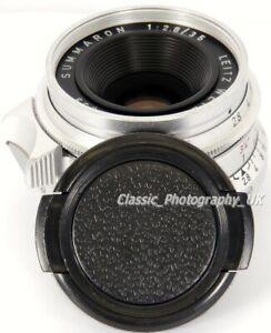 Leica-e39-Elmar-2-8-50-Summicron-2-50-Summaron-Elmarit-M-Fit-39mm-Front-Lens-Cap