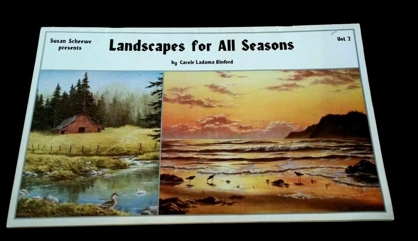 Landscape /& some other artists CHOOSE Susan Scheewe Oil Painting Books-Sawscape