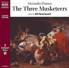 The Three Musketeers by Alexandre Dumas (CD-Audio, 1996)