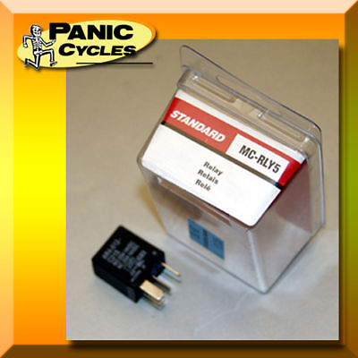 HEADLIGHT STARTER RELAY for HARLEY 00-03 FLT and 00-09 DYNA or SOFTAIL