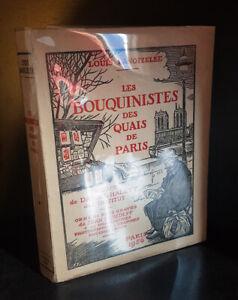 Les Bouquinistes des quais de Paris