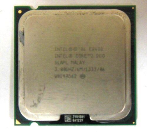 Intel Core 2 Duo E8400 3.00GHz//6M//1333 Processor SLAPL