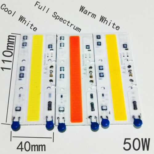 20W 30W 50W 70W 100W 150W 110V LED COB Chip Integrated Smart IC Driver Panel DIY
