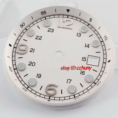33mm sterile Dial fit 2836/2824 2813/3804,Miyota 82 Series movement P793-N-2#