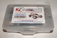 TRAXXAS RUSTLER XL-5 RTR  RC SCREWZ  SET STAINLESS SCREWS TRA020