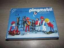 Vintage Playmobil B System Set 3561 Wintersport Sport Hiver Ski MIB Boxed Boite