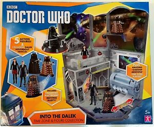 Doctor Who Action Figure Into the Dalek 3.75″  Figure
