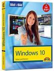 Windows 10 Bild für Bild lernen: Sehen und Können von Ignatz Schels (2015, Taschenbuch)