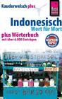 Kauderwelsch plus Indonesisch - Wort für Wort von Gunda Urban (2016, Taschenbuch)