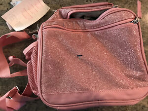 Pottery Barn Kids Mackenzie Cold Pack Lunch Bag Pink