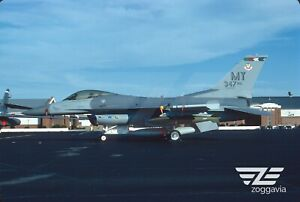 ORIGINALE-SLIDE-89-2005-LOCKHEED-F-16-U-S-Air-Force-United-States-Air-Force-1994