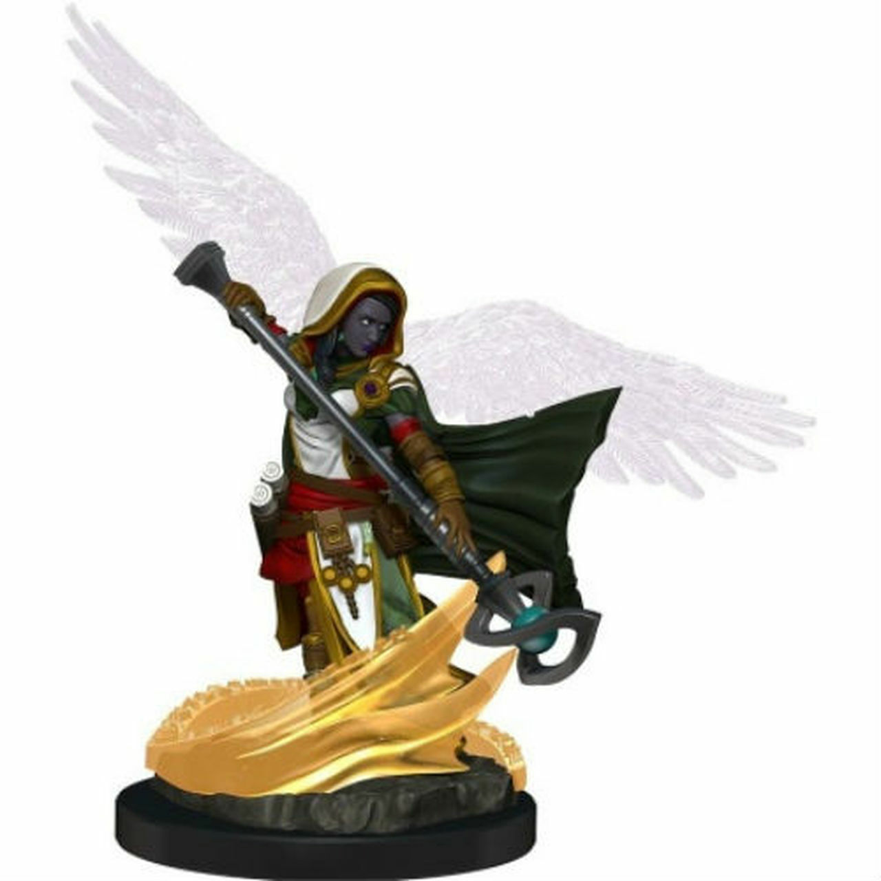 Aasimar Sorcerer aasimar female wizard d&d icons of the realms premium minis wizkids wzk73823