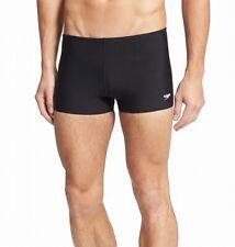 Speedo Mens Swimwear Size 34 Drawstring Endurance Swim Shorts  Black TH05001