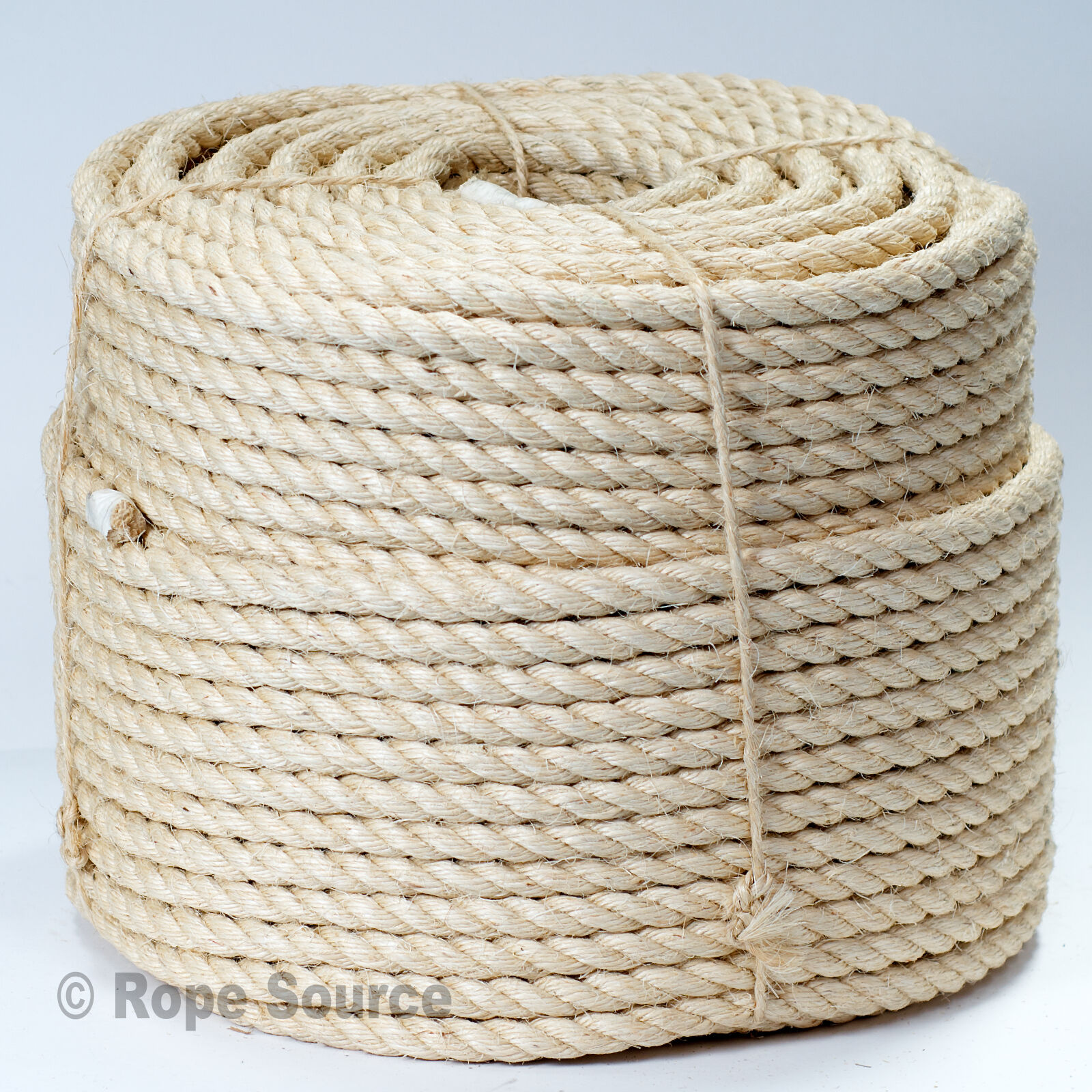 Naturale Corda Sisal 30M x 28MM - Ideale per Uso As Giardino