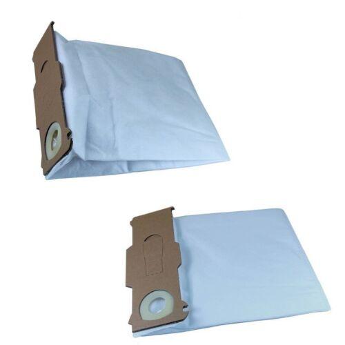 Tessuto non tessuto 12-18-30 Sacchetto per Aspirapolvere Sacchetti Adatto per Vorwerk Folletto 130-131