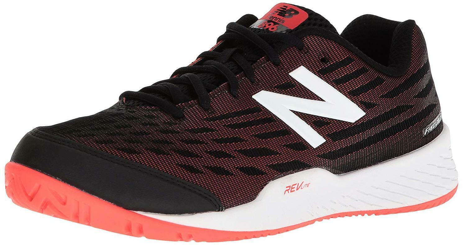 New Para hombre 896v2 Tribunal Balance Tenis Zapato-elige Hard tamaño Color