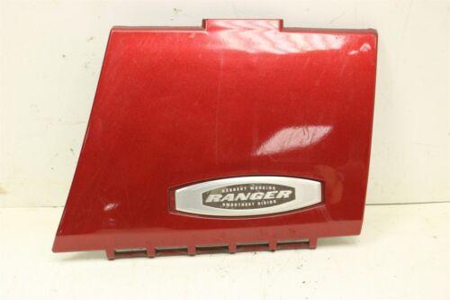 5437853-592 RED Polaris Ranger 4x4 800 2011 Glove Box Lid