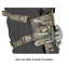 miniatuur 3 - Crye Precision - AirLite Convertible Chest Rig - Multicam