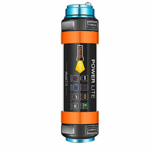 USB LED Waterproof Outdoor Hiking Tent Lamp Light Travel Torch Camping Lantern