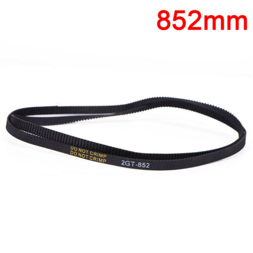 GT2 Ring Closed Loop Timing Belt Rubber 2GT 6mm 3D Printers Parts Belts Par Iw