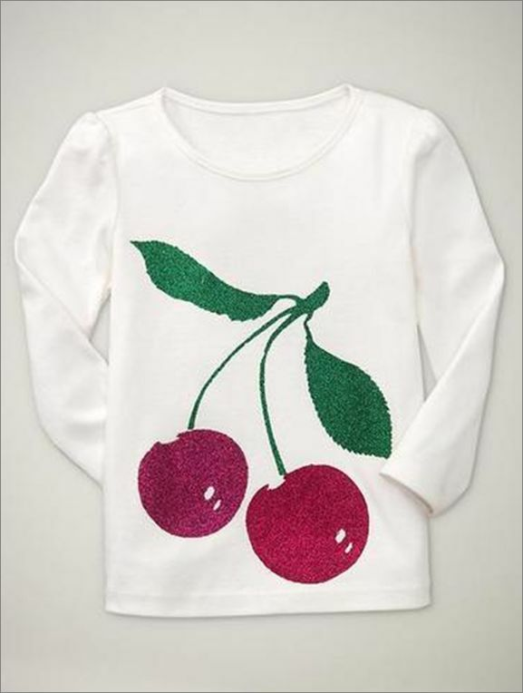 BABY GAP CUTE SUN EMBROIDERED FLUTTER T TOP SHIRT TWINS GIRL GIFT! NWT 2T 2 YRS