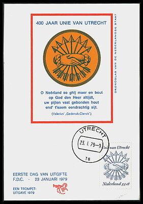 Analytisch Niederlande Mk 1979 Utrecht Vertrag Maximumkarte Carte Maximum Card Mc Cm Bd76 Preisnachlass