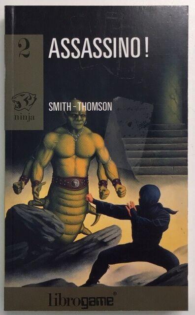 (1357) Assassino! - Smith, Thomson - Edizioni EL