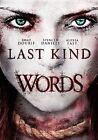 Last Kind Words 0014381854329 DVD Region 1