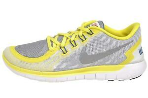 quality design 4d195 9ea40 Details about NIKE FREE 5.0 2015 (BOSTON MARATHON 2015) WHITE/ YELLOW..SIZE  WOMEN 8.5=YOUTH 7