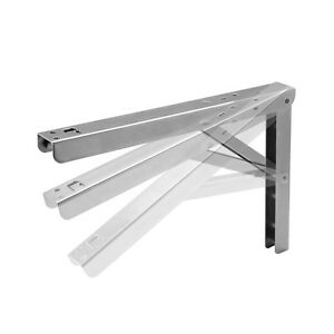 folding shelf bracket folding shelf bracket 12 quot sold each ebay 29117