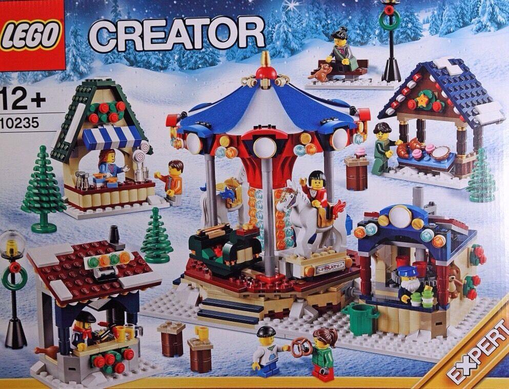 LEGO COLLEZIONISTI 10235  WINTER VILLAGE NUOVO