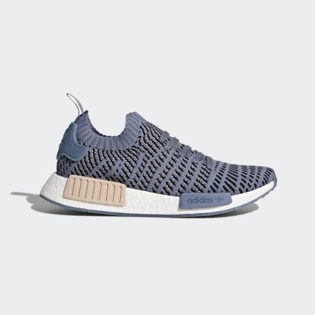 100b448e89 adidas Women Originals NMD R1 STLT Primeknit Shoes US 5.5 Cq2029