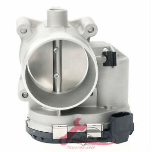 Details about 30711554 0280750131 New Throttle Body Fit For Volvo C70 S60  S80 V70 XC70 XC90
