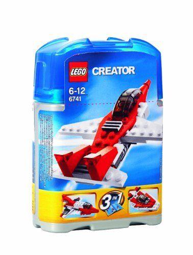 LEGO Creator Mini Jet 6741 (japan import)