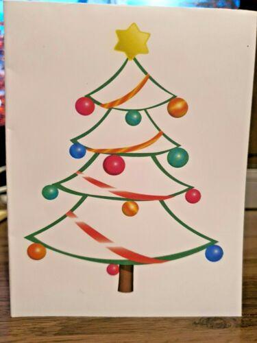 "Envelopes KITTY/'S NOTE CARDS /""Christmas Joy/"" Set of 10"