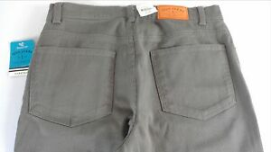 IZOD-Stretch-Jeans-Womens-SZ-4-8-Military-Boot-Pants-31-x-30-Actual-NEW-Ladies