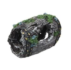 Aquarium-Rock-Cave-Decoration-with-Green-Grass-for-Fish-Shrimp-Hiding-Ornament